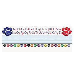 Teacher Created Resources LeftRight Alphabet Nameplates