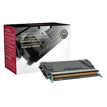 Clover Technologies Group™ 200958P (Lexmark C734A2KG / C734A1KG) Remanufactured Black Toner Cartridge