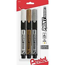 Pentel Opaque Bullet Tip Paint Markers