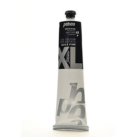 Pebeo Studio XL Oil Paint, 200 mL, Payne's Gray, Pack Of 2