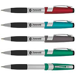 Stylus Gel Glide Cap Ballpoint Pen