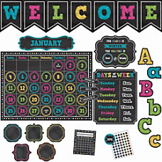 Teacher Created Resources Chalk Brights Accents
