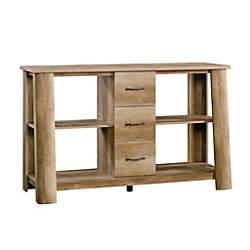 Sauder Boone Mountain Credenza Craftsman Oak