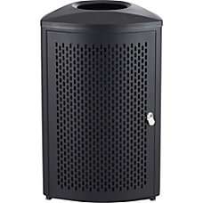 Safco Nook Indoor Waste Receptacle 13