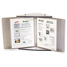 Tarifold 20 Pocket Crystal Desk Reference