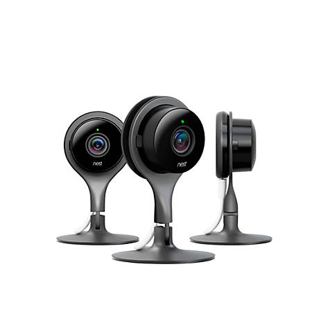 Nest Cam Megapixel Network 3 Camera Set