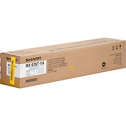 Sharp MX62NTYA Original Toner Cartridge Laser