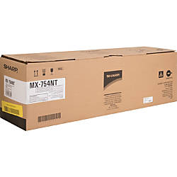 Sharp Original Toner Cartridge Black Laser