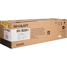 Sharp MX 900NT High Yield black
