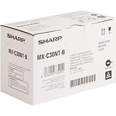 Sharp Original Toner Cartridge Black Laser