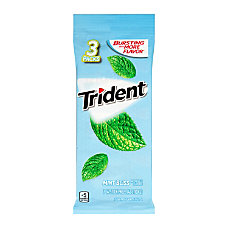 Trident Mint Bliss Gum 14 Pieces