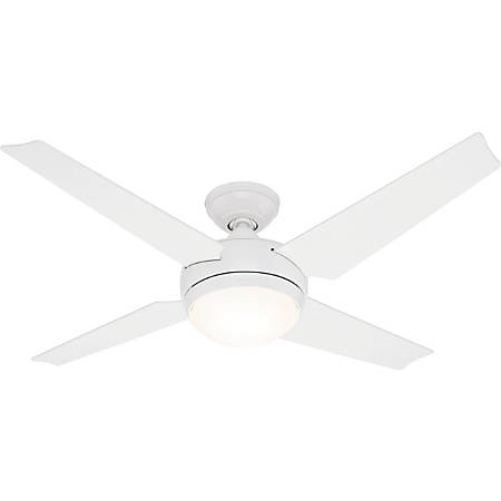 "Hunter Fan 52"" Sonic - 4 Blades - 52"" Diameter - Quiet"