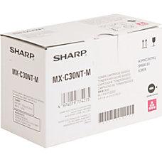 Sharp Original Toner Cartridge Magenta Laser