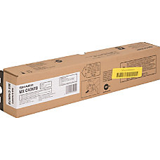 Sharp MX C40NTB Black original toner