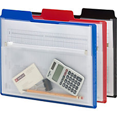 Smead Polypropylene Project Organizers With Zip