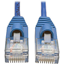 Tripp Lite 1ft Cat5e Cat5 Snagless