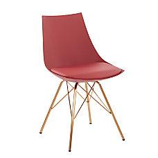 Ave Six Oakley Chair Desert RoseGold