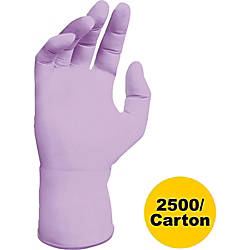 Kimberly Clark Lavender Nitrile Exam Glove