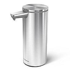 simplehuman Sensor Soap Pump 9 Oz