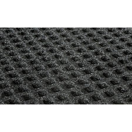 Waterhog Low-Profile Floor Mat, 3' x 5', Charcoal