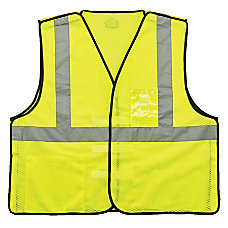 Ergodyne GloWear Safety Vest ID Holder