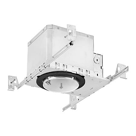 """Luminoso LED Dedicated Round Downlight Housing, 4"""", 3,000 Kelvin, 11 Watt, 800 Lumens"""