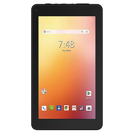 "Hyundai Koral 7W4X Wi-Fi Tablet, 7"" Screen, 1GB Memory, 16GB Storage, Android 9.0, HT0701W16B"
