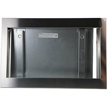 Sharp Trim Kit for Microwave - Stainless Steel