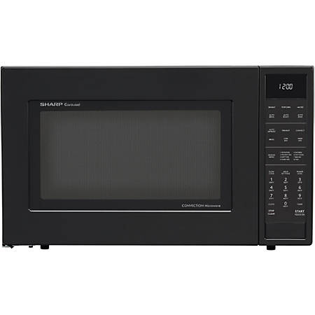 Sharp Convection Microwave Oven SMC1585BB