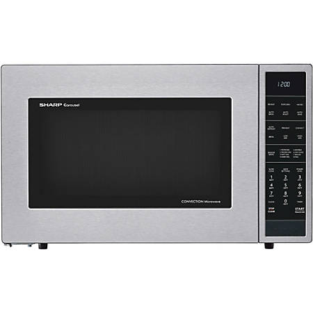 Sharp Convection Microwave Oven SMC1585BS