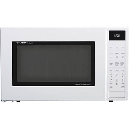 Sharp Convection Microwave Oven SMC1585BW