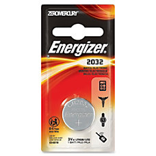 Energizer 2032 3V WatchElectronic Battery CR2032