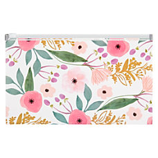 Office Depot Fashion Zipper Envelopes 6