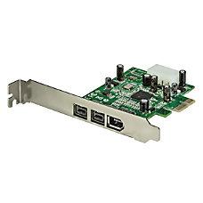 StarTechcom 3 Port 2b 1a 1394