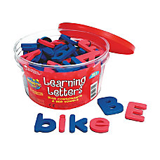 Learning Resources Magnetic Learning Letters Age