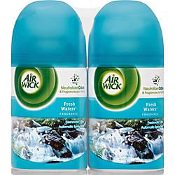 Airwick Fresh Water Refill Pack Spray