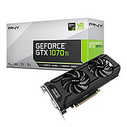 GeForce GTX 1070 Ti 8GB PCI