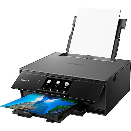 Canon PIXMA TS TS9120 Inkjet Multifunction Printer - Color