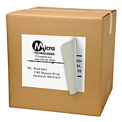 Avery TrueBlock Laser Shipping Labels AVE91201