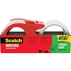Scotch Tough Grip Moving Packaging Tape