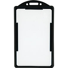Advantus ID Card Holder Vertical 25