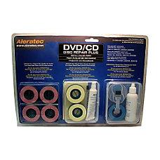Aleratec DVDCD Repair Plus Refill Value