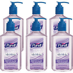 PURELL HEALTHY SOAP Fresh Botanicals Fresh