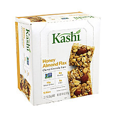 Kashi Honey Almond Flax Chewy Granola