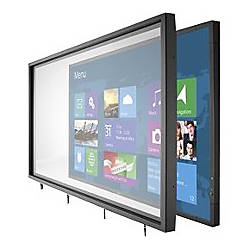 NEC Display OL E705 LCD Touchscreen