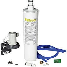 Filtrete Under Sink Filtration Kit Faucet