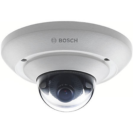 Bosch FlexiDome Network Camera - 1 Pack - 1920 x 1080 - CMOS - Fast Ethernet - Surface Mount, Wall Mount, Ceiling Mount