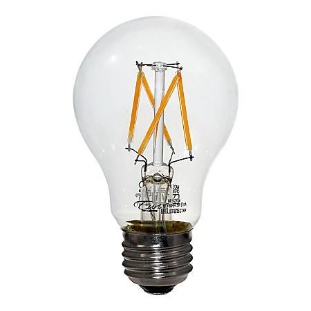 Euri A19 Dimmable 800 Lumens LED Light Bulb, 7 Watt, 2700 Kelvin/Soft White