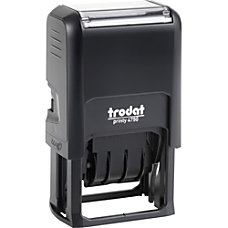 Trodat EcoPrinty 5 In 1 Date