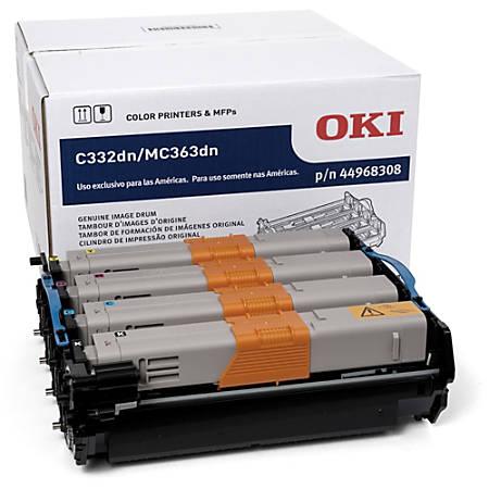 Oki 20K CMYK Image Drum for C332/MC363 - 20000 - 1 Each